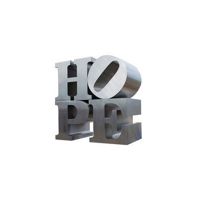 Robert Indiana, 'Solid Aluminum HOPE ', 2009