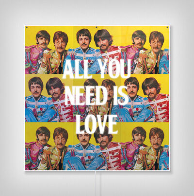 Keith Haynes, 'All You Need is Love - Lightbox', 2019