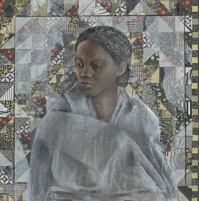 Katherine Bakhoum-Tisné, 'La Femme en Gris', 2018