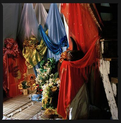 Carolina Sandretto, 'Santeria con Flores', 2013-2017