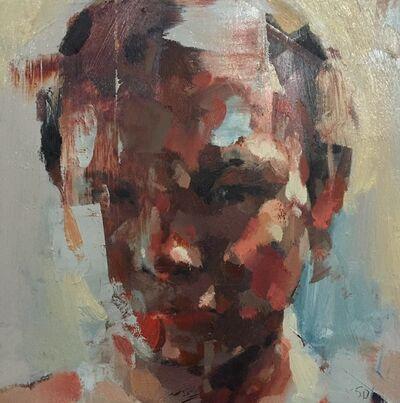 Kai Samuels-Davis, 'Waiting IV', 2016