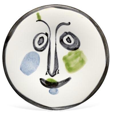 Pablo Picasso, 'Visage n°197', 1963