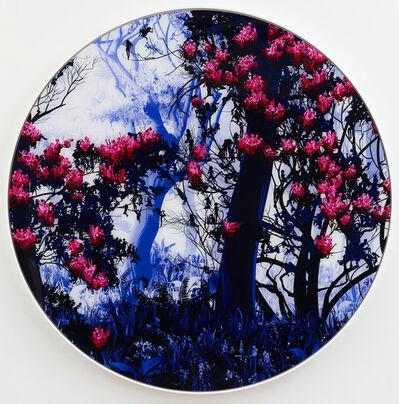 Jessica Lichtenstein, 'Blue Rose', 2018