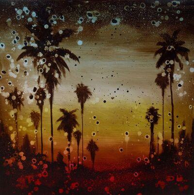 Edward Walton Wilcox, 'Disintegrating Landscape #1', 2020