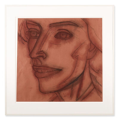 Alex Katz, 'LIBBY', 1991