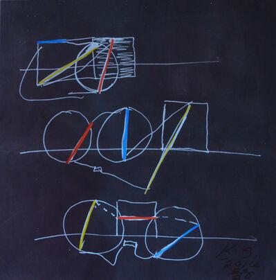 Keith Sonnier, 'CODE BA-0-BA', 2016