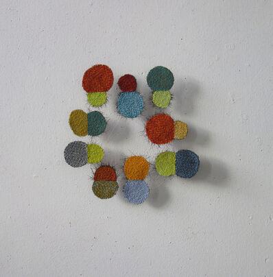 Marian Bijlenga, 'Double Dots', 2016