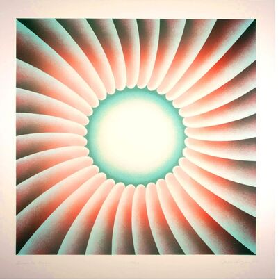 Judy Chicago, 'Through the Flower', 1991
