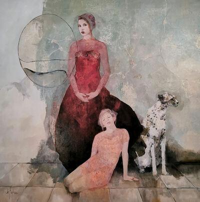 Françoise de Felice, 'Le miroir san tain', 2019