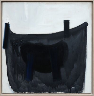 Sir Terry Frost, 'Blue Black& Grey Wedge, 1959', 1959