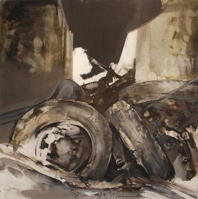 Franta, 'Dépôt', 1988