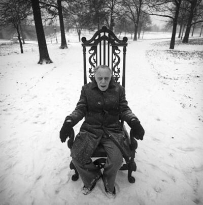 Arthur Tress, 'The Last Portrait of My Father, NYC', 1978