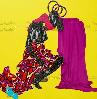 Eddy Kamuanga Ilunga, 'Lost', 2015