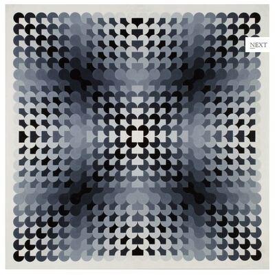 Edwin Mieczkowski, 'Small Bloc # 2', 1966