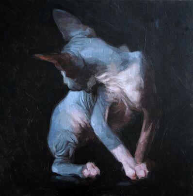 Jennifer Gennari, 'Study of Sphynx I', 2018