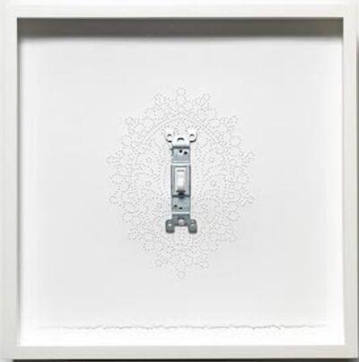 Tricia Wright, 'Tru Valu, Off Switch Doily', 2010