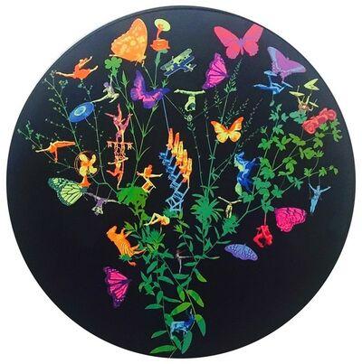 Jacky Tsai, 'Floral Play 2', 2014