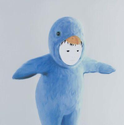 Mayuka Yamamoto, 'Hiyoko(blue)', 2009