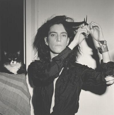 Robert Mapplethorpe, 'Patti Smith', 1978