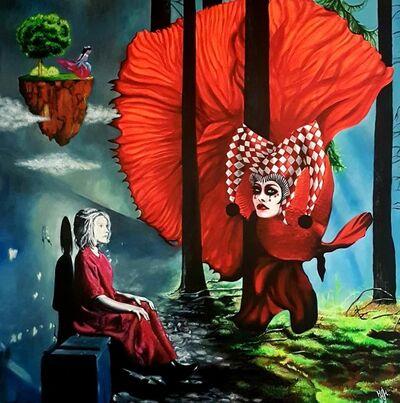"Julia Manolova, ' ""Dame Karo""', ca. 2016"