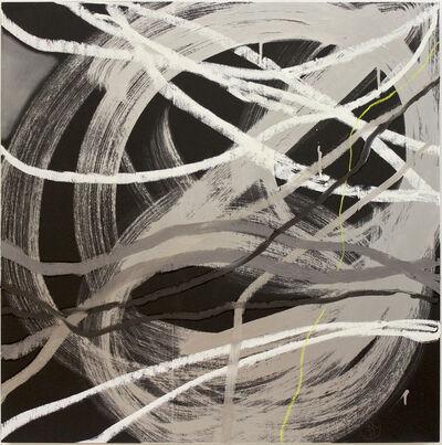 Rachelle Krieger, 'Silver Storm 2', 2014