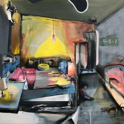 Marcus Jansen, 'Bedroom 4', 2018