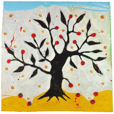 John Randall Nelson, 'Orchard Sun'