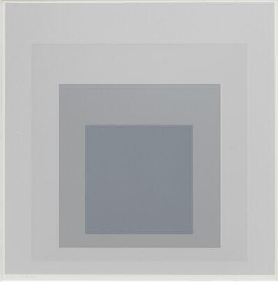 Josef Albers, 'I-S LXXII b', 1972