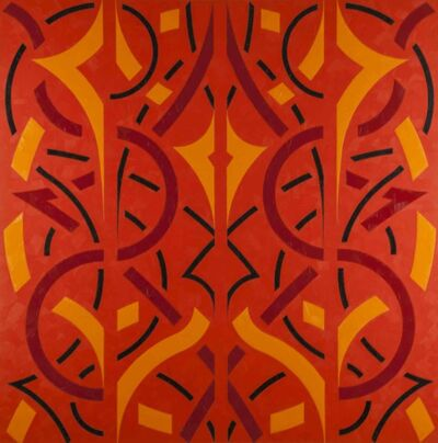 Valerie Jaudon, 'Heart of the Matter', 2005