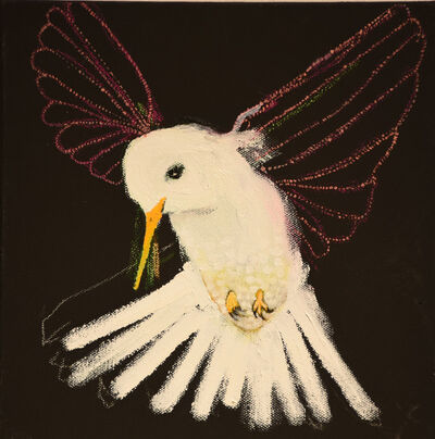 Vija Doks, 'Hummingbird', 2019