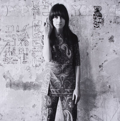 Herb Greene, 'Grace Slick', 1966