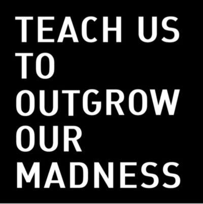 Alfredo Jaar, 'Teach Us To Outgrow Our Madness', 2020
