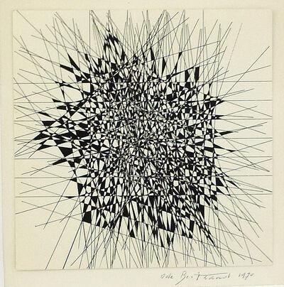 Ode Bertrand, 'Miniature', 1970
