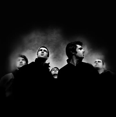 Gered Mankowitz, 'Oasis'