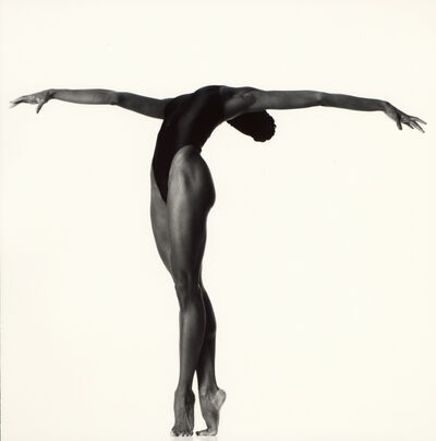 Howard Schatz, 'Dance Study, Vikkia Lambert, 011, from Passion and Line', 1997