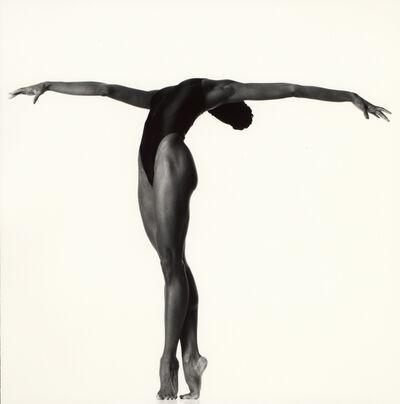 Howard Schatz, 'Dance Study, Vikkia Lambert, 011, from Passion and Line', 1997