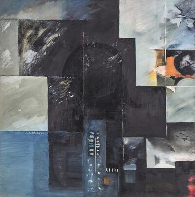 Abdulrahman Al Soliman, 'Space Transformations', 1987