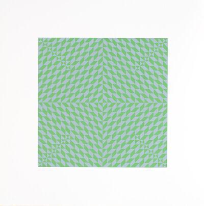 Anni Albers, 'Do III', 1973