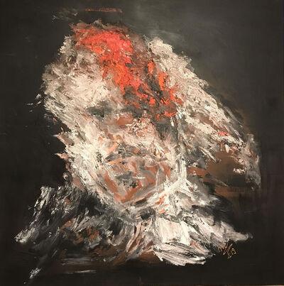Mihaela Luca, 'Destructive thoughts', 2019