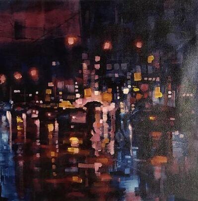 Arne Spangereid, 'Cityscape #1', 2019