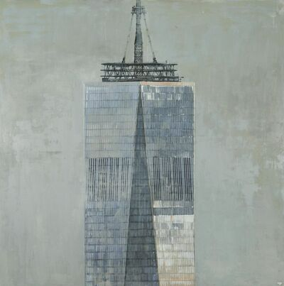 Patrick Pietropoli, 'Freedom Tower',