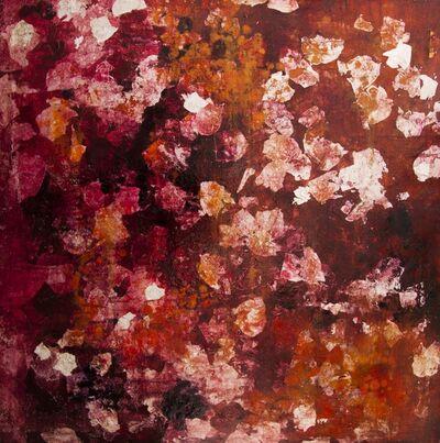 Chelsea Davine, 'Silver Leaves'