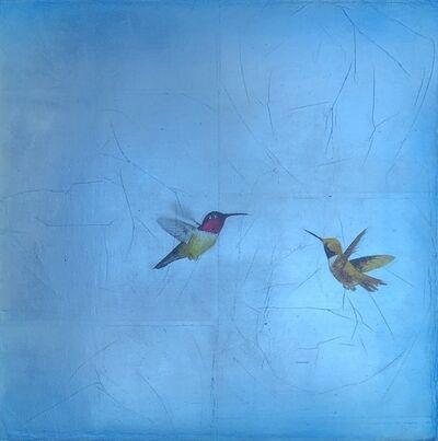 Carolyn Reynolds, 'Blue Duo', 2020