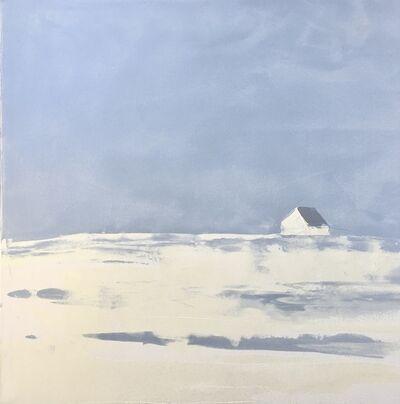 Sandra Pratt, 'Blue & White Arrangement', 2021