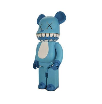 KAWS, 'Bearbrick Chomper 1000% Blue', 2003