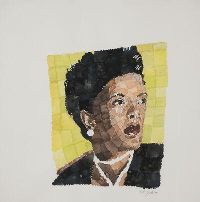 Richard Yarde, 'Billie Holiday', 1994