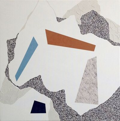 Zsófi Barabás, 'White space', 2016