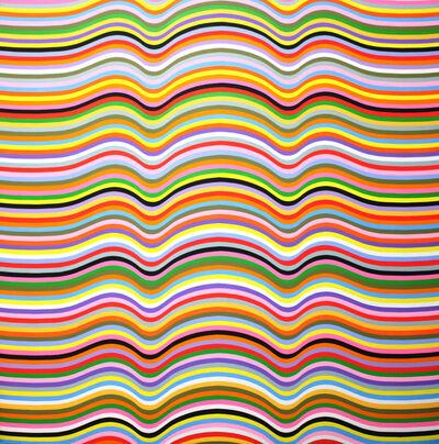 Cristina Ghetti, 'Colour Thinking Composition', 2017
