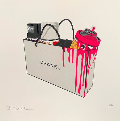 The Dotmaster, 'Chanel print ', 2019