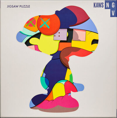 "KAWS, 'KAWS x NGV ""No One's Home"" 1000 Piece Jigsaw Puzzle', 2019"